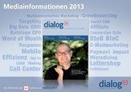 dialog - Isler Annoncen AG