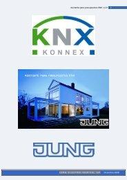 1 Asistente para presupuestos KNX. v1.0 JUNG ... - Jungiberica.net