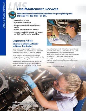 Product Card - Pratt & Whitney