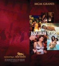 3799 Las Vegas Boulevard South, Las Vegas, Nevada 89109 Tel: 1 ...
