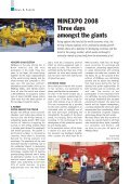NEWS & EVENTS > Berco at Bauma China for the first ... - Berco S.p.A - Page 4