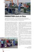 NEWS & EVENTS > Berco at Bauma China for the first ... - Berco S.p.A - Page 6