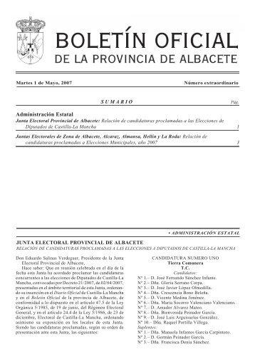 Albacete - laverdad.es