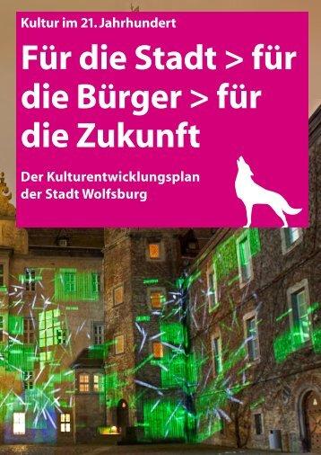 Kulturentwicklungsplan - Wolfsburg
