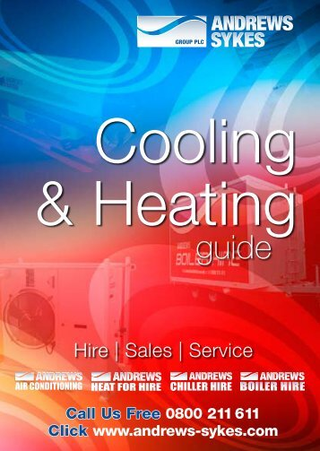 Cooling & Heating - Andrews Sykes