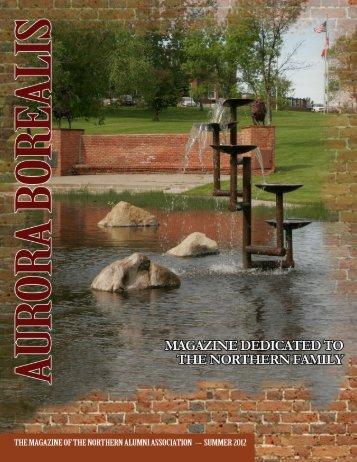Summer 2012 (28MB) - Montana State University-Northern