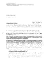 Download und Ausdrucken - Tax Advisors & Associates AG