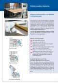 Gelenkarmmarkisen - Oskar Widmer GmbH - Seite 5