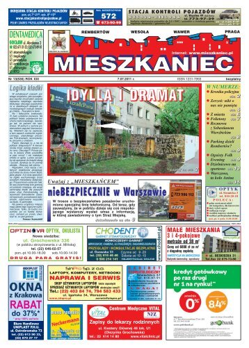 IIDDDYYYLLLLLLAAA III DDRRRAAAMMMAAATT - Mieszkaniec