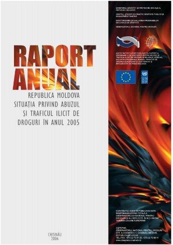 Raport anual 2005 .pdf - Centrul Naţional de Management în Sănătate