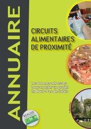 Annuaire : Circuits alimentaires de proximité - Chambre d'agriculture