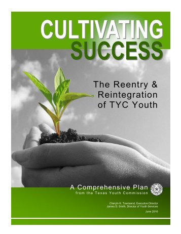 The Reentry & Reintegration of TYC Youth - Texas Juvenile Justice ...