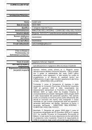 Metelli Carlo - Corpo Nazionale dei Vigili del Fuoco