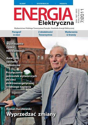 numer 7/2011 - E-elektryczna.pl