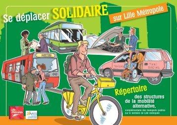Répertoire des structures de la mobilité ... - Ville de Wattrelos
