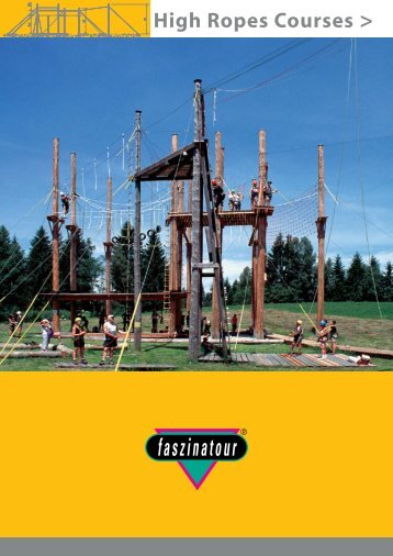 High Ropes Courses >