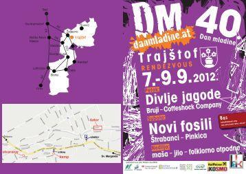 Danmladine flyer.indd - in Trausdorf an der Wulka