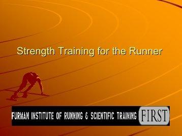 Strength Training for the Runner