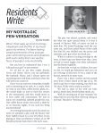 Mother's Day, Sunday, May 12 - Jewish Home of San Francisco - Page 6