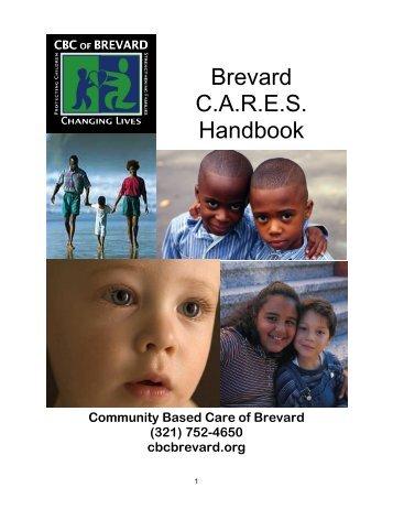 Prevention Handbook 2009 CH - Brevard Family Partnership