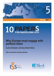 Why Europe must engage with political Islam - European Union ...