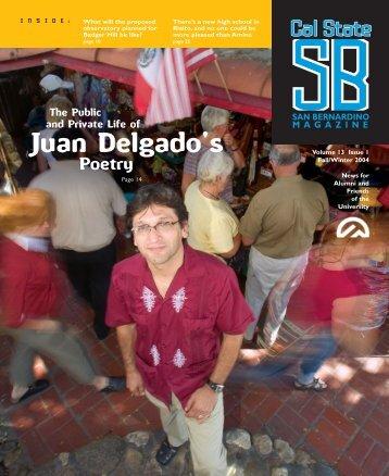 04 Fall2.indd - CSUSB Magazine - California State University, San ...