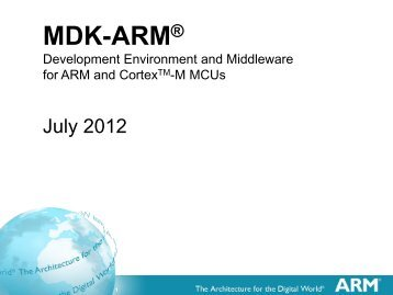 MDK-ARM – Middleware