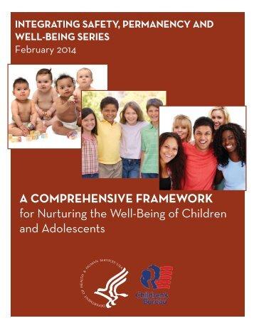 WP1 - Comprehensive Framework 508 v5