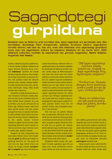 gurpilduna - Hobekuntza