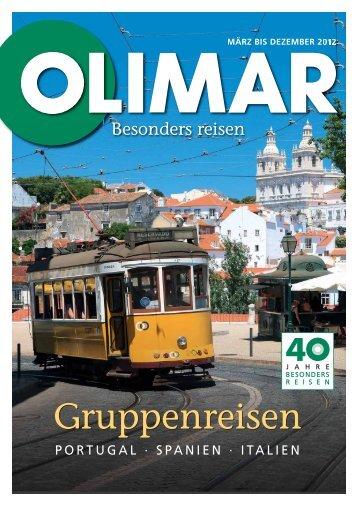 Gruppenreisen - Olimar