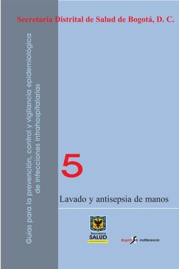 005 LAVADO DE MANOS.pdf - Hospital Nazareth I Nivel ESE