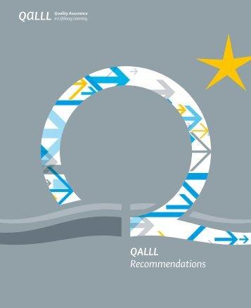 QALLL Recommendations
