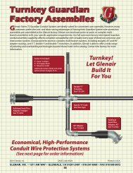 turnkey Guardian Factory Assemblies - Glenair, Inc.