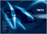 HPA 1000 Product brochure - Hertz-Kompressoren