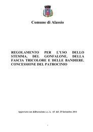 download - Comune di Alassio