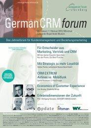 Für Entscheider aus Marketing, Vertrieb und CRM Mit Strategie zu ...