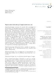 Standard skabelon - Statsforvaltningen