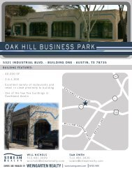 OAK HILL BUSINESS PARK