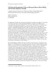 short essay - Institute of East Asian Studies, UC Berkeley