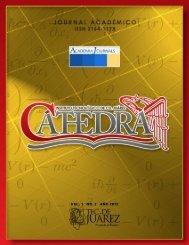 Volumen 1, No. 2, 2012 - Academia Journals