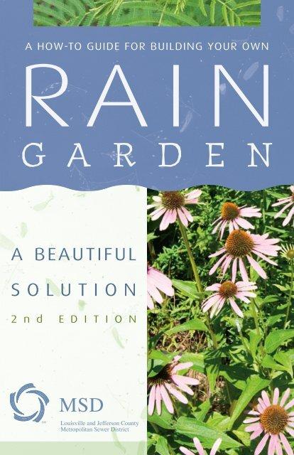 A Rain Garden - MSD