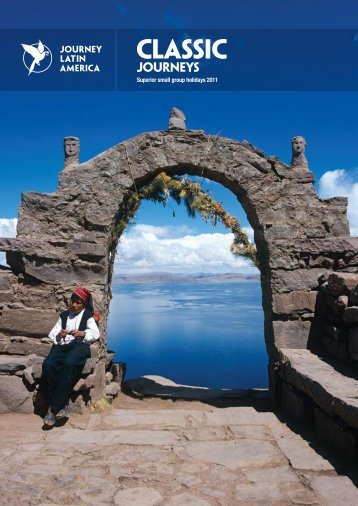 classic journeys - Journey Latin America