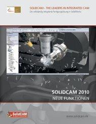 SOLIDCAM 2010