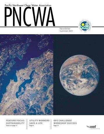 Newsletter Summer 2011 - pncwa