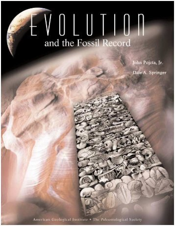 Evolution and the Fossil Record - American Geological Institute