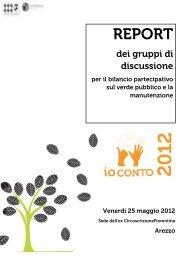 REPORT - Comune di Arezzo