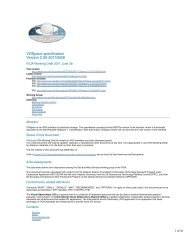 VOSpace 2.0 Working Draft - IVOA