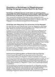 Rezension - Sozialinfo.ch