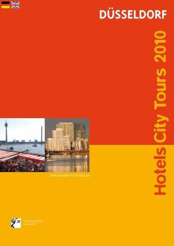 Hotels City Tours 2010 - Deutscher Wellness Verband eV