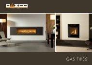 Gazco Gas Fires - Brochures